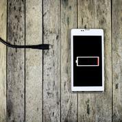 L'angoisse de la batterie faible