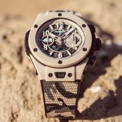 Fashion, pilote, safari, plongeuse… Les cinq montres de la semaine