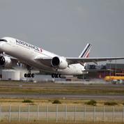 Air France s'équipe de coffres à bagages plus grands pour accélérer l'embarquement