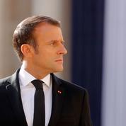 À l'Élysée, une soirée sous le signe de Jacques Chirac