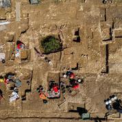 Une nécropole antique de mille tombes découverte à Narbonne