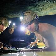 The Cave ,le premier film sur les douze enfants thaïlandais piégés dans une grotte