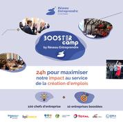 100 chefs d'entreprise pour faire décoller les projets de 10 néo-entrepreneurs