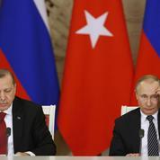 La solidité de la relation entre Ankara et Moscou à l'épreuve de l'offensive turque