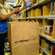 Pour lutter contre Amazon, un député de la majorité propose de taxer les livraisons de colis à domicile