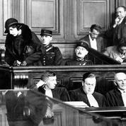 Violette Nozière est condamnée à mort le 12 octobre 1934