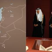 L'Institut du monde arabe fait une place pour Israël sur sa carte du Moyen-Orient