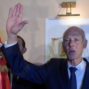 Kaïs Saïed, nouveau président de la Tunisie