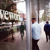 Softbank vole à la rescousse de WeWork