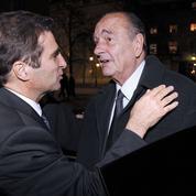 De Chirac (RPR) à Jacob (LR), qui a présidé le 1er parti de la droite?