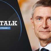 Revoir Le Talk de Frédéric Péchenard du mardi 15 octobre
