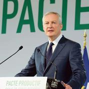 Un pacte productif pour lutter contre le déclassement industriel de la France