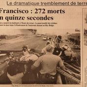 Il y a 30 ans un puissant tremblement de terre secouait San Francisco