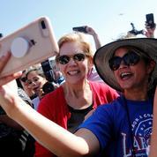 Primaire démocrate: la guerre des selfies est déclarée