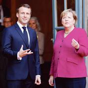Droits voisins pour la presse: Macron et Merkel font pression sur Google
