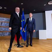 Un sommet européen encore suspendu au Brexit