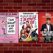 Pourquoi les affiches de théâtre sont-elles si laides?