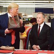 Bernard Arnault–Donald Trump: une fascination américaine