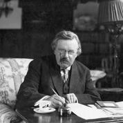 Camille Dalmas: «Pour Chesterton, la joie était un sujet sérieux!»