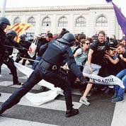 À Barcelone, la fronde des séparatistes