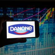 Coup de frais sur la croissance de Danone en 2019