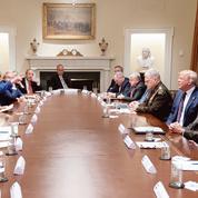La Maison-Blanche de Trump en pleine crise de nerfs