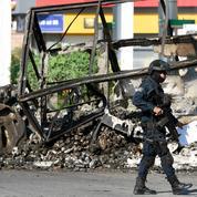 Mexique: scènes de guerre dans le fief du narcotrafic