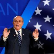 Rudy Giuliani, mauvais génie de Donald Trump
