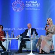 Ivanka Trump, guest star de la Banque mondiale