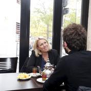 Municipales à Paris: un verre avec... Danielle Simonnet
