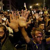 Manifestations à Barcelone: nuit tendue, mais plus calme que les précédentes