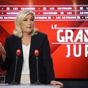 Marine Le Pen: «Oui, j'ai envie d'être candidate» en 2022
