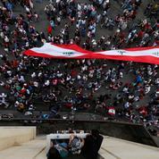 La contestation enfle contre la classe politique libanaise