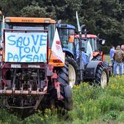 En colère, les agriculteurs ont interpellé Macron partout en France