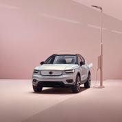 Volvo XC40 Recharge, le modèle électrique en approche