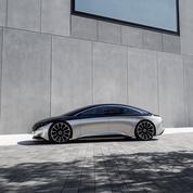 Les luxueux arguments de la voiture électrique