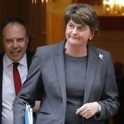 Brexit: Arlene Foster, la Nord-Irlandaise qui défie Boris Johnson