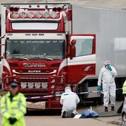 L'Angleterresous le choc après la mort tragique de 39 migrants clandestins