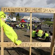 À la Réunion, Macron accueilli par une grève générale sur fond de crise économique