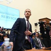 Le Congrès américain attaque le PDG de Facebook sur le libra