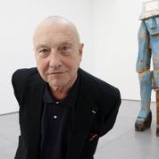 Le peintre allemand Georg Baselitz entre à l'Académie des Beaux-Arts