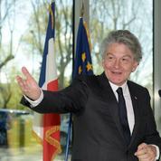 Commission européenne: l'hypothèse Thierry Breton déjà critiquée à gauche