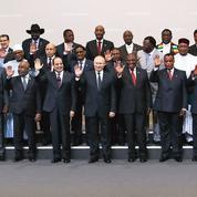 Vladimir Poutine s'engage à aider le Sahel contre le terrorisme