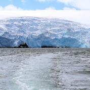 La péninsule Antarctique mincit-elle depuis trois siècles?