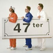 Avec L'Adresse ,les rappeurs de 47 Ter prennent leurs quartiers