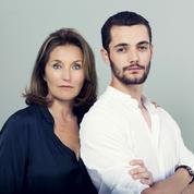 Dialogue entre Cécilia Attias et son fils Louis Sarkozy