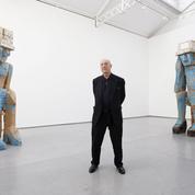 Baselitz, un ogre de peinture sur l'Olympe des arts