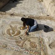 Les vestiges d'une église byzantine «de taille exceptionnelle» découverts en Israël