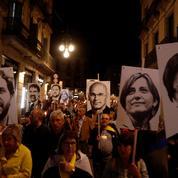 Catalogne: week-end de manifestations à Barcelone