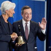 Mario Draghi oppose la France à l'Allemagne sur la politique budgétaire